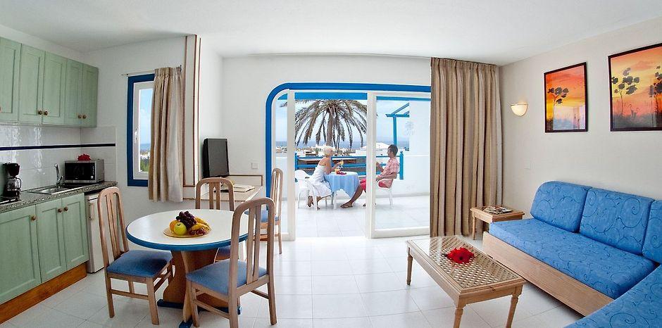hotel hl club playa blanca